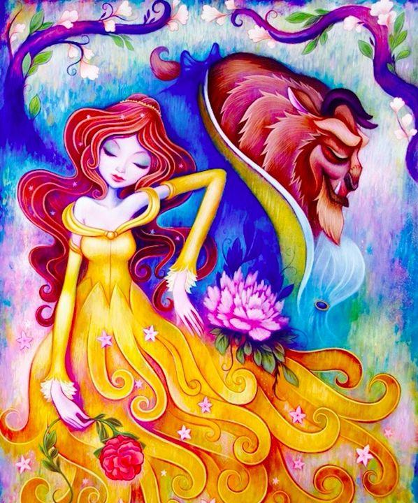 Beauty & The Beast - Darryl Laforteza