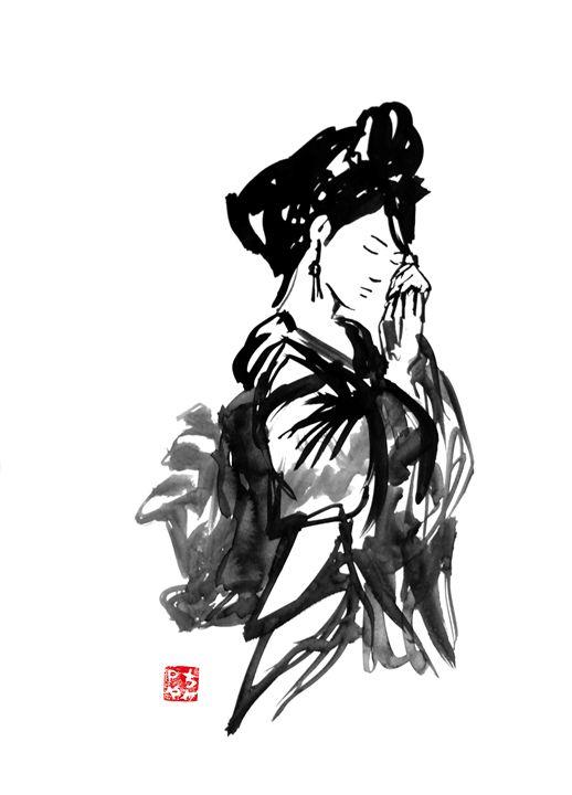 dreaming geisha - pechanesumie