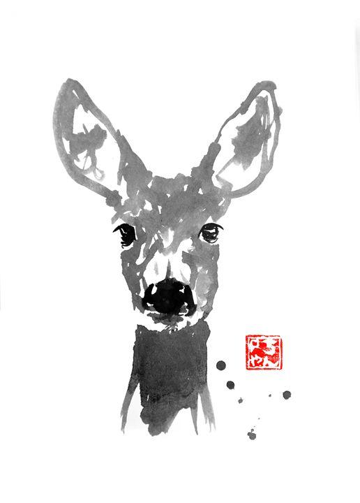 small deer - pechanesumie