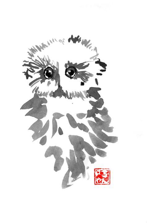 owl - pechanesumie