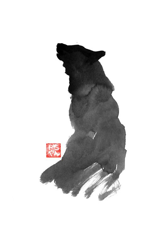 lonely wolf - pechanesumie