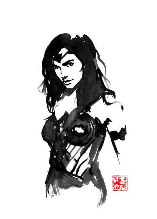 wonder woman - pechanesumie