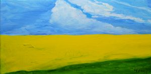 CANOLA  FIELDS  F