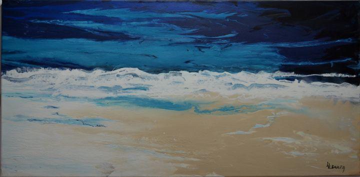 BEAUTIFUL BEACH...BY...Linda Lennea - LENNEA STUDIO