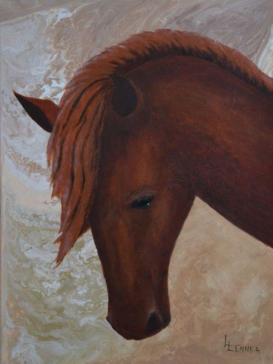LONER....by....Linda Lennea - LENNEA STUDIO