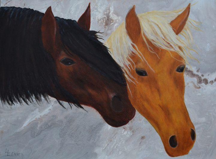 FREE AS THE WIND...by...Linda Lennea - LENNEA STUDIO