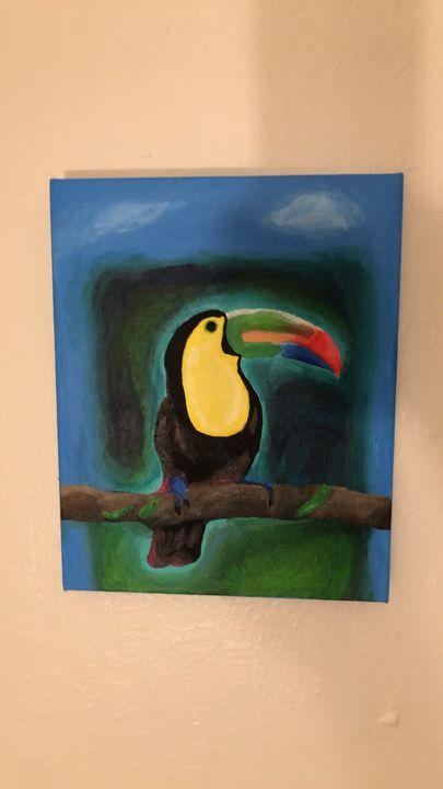 Parrot Ice - Adrian World