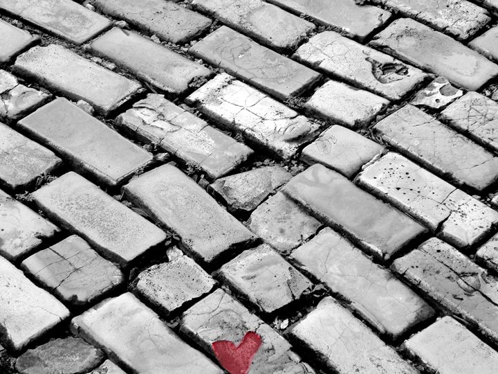A Heart in the floor - ProVision