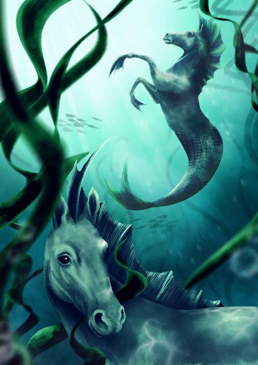 Hippocampus - Roschea's Gallery
