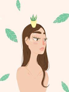 Succulent Head.