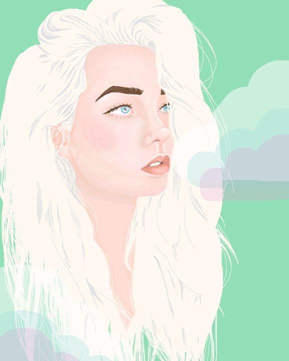 White - Madeline Rose