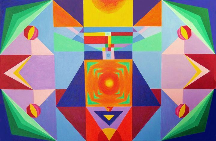 God Within - Sonia Ben Achoura