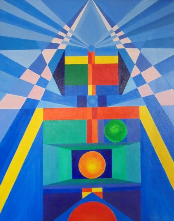 Enlightenment - Sonia Ben Achoura