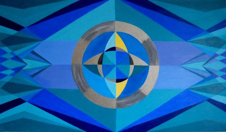 Chromatic Compass - Sonia Ben Achoura