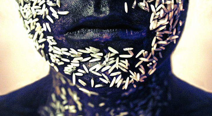 Rice Above It - GCaseyPhotography