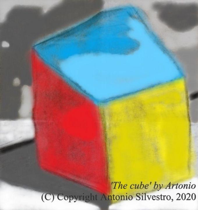 The cube - Artonio
