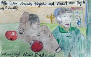 Tyson, Holyfield and Van Gogh