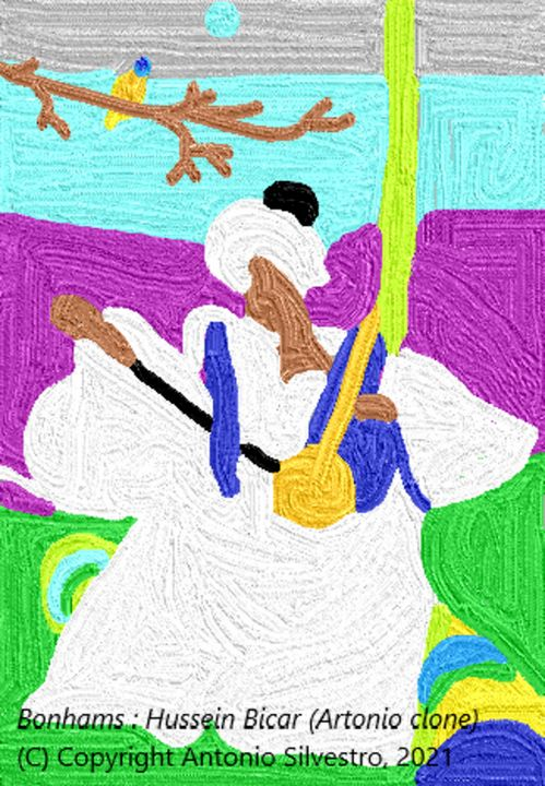 Bonhams Hussein Bicar(Artonio clone) - Artonio