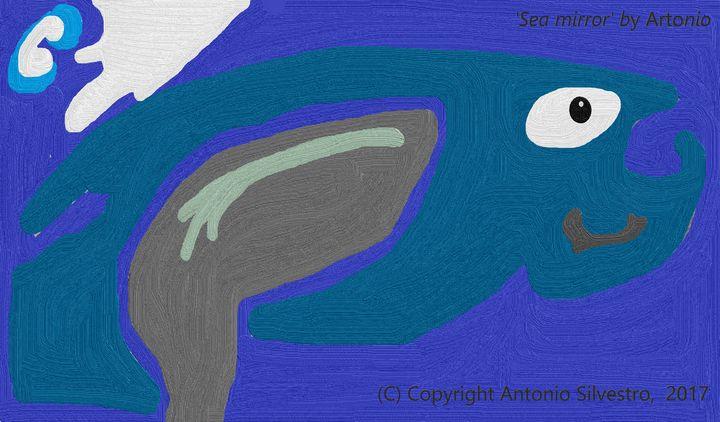 'Sea Mirror' - Artonio