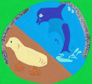 'Die Heme und der Delphin'