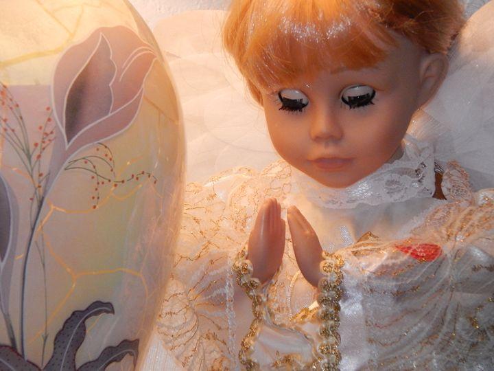 Décoration Prière - Dusette Creative