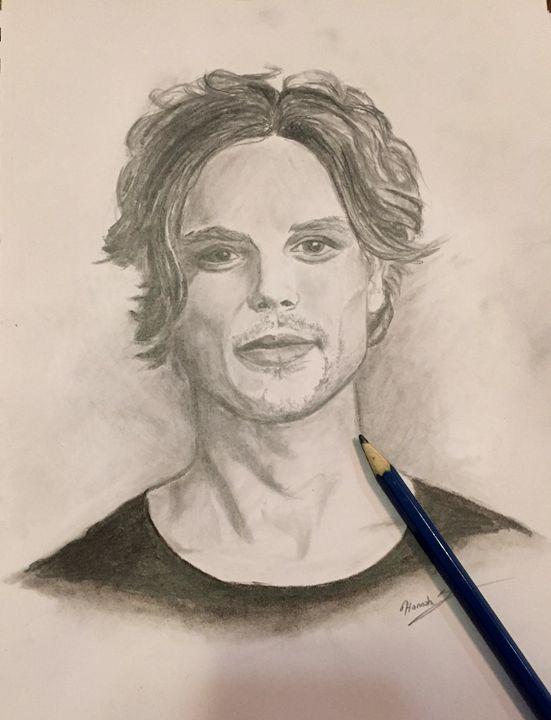 Spencer - Hannah's artwork