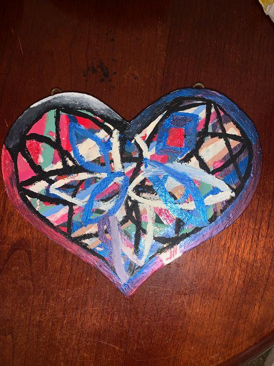 Wooden Heart - Jeff Houseworth