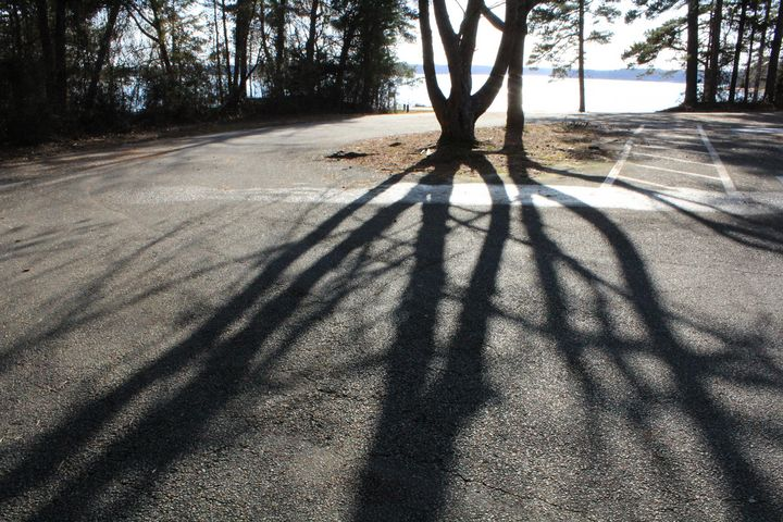 Afternoon shadows - Twisted Perspektive