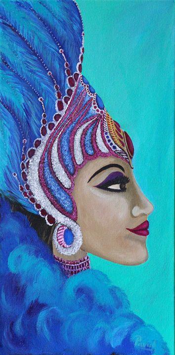 Carnival Queen - Parul Mehta