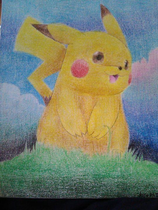pikachu - Dante