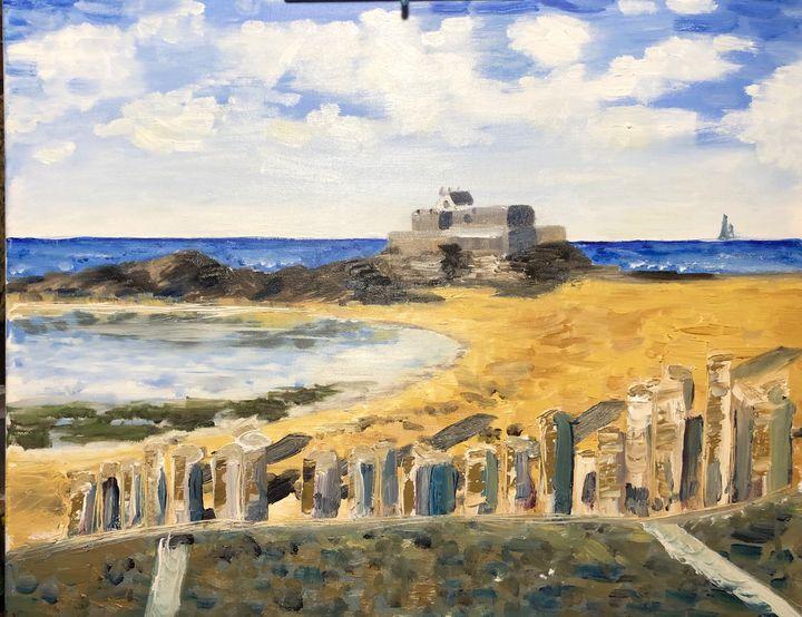 St. Malo - Jeff Lemma