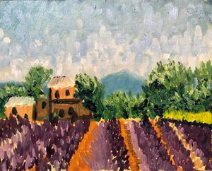 Stuck in Provence