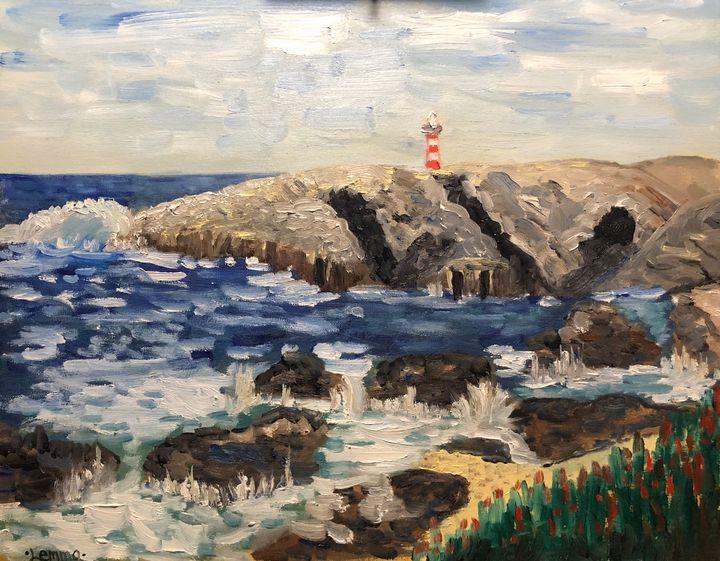 Lighthouse Point - Jeff Lemma