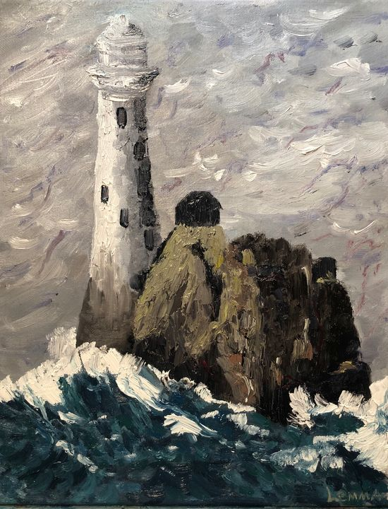 Fastnet Rock - Jeff Lemma