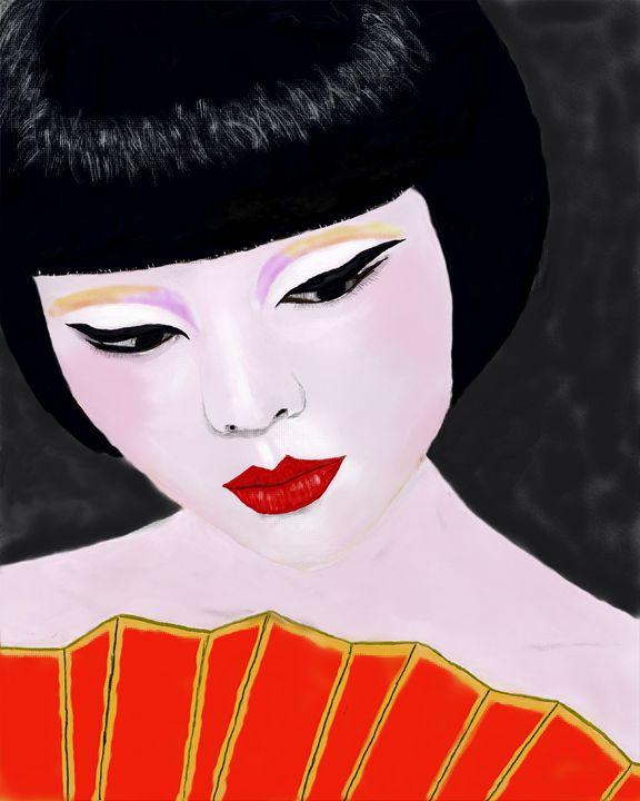 Eastern Beauty - Greg Watkiss