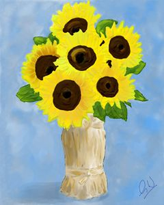 Sunflower Joy