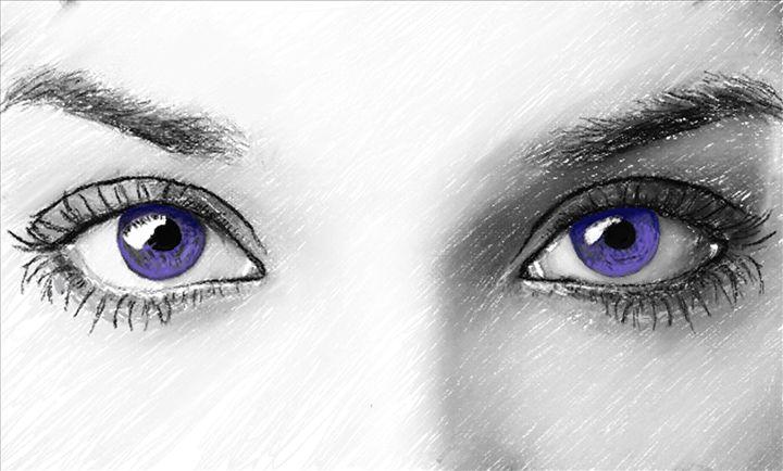 Blue Eyes - Greg Watkiss