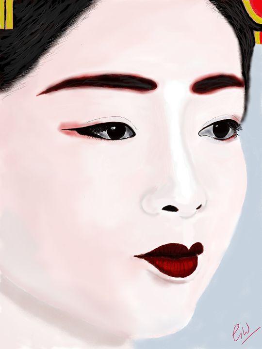 Modern Geisha - Greg Watkiss