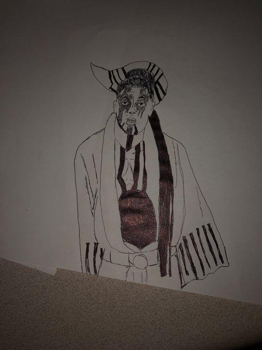 He wanted - Shantel's portraits