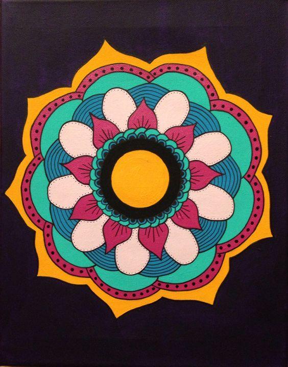Meditation - Downer's Art