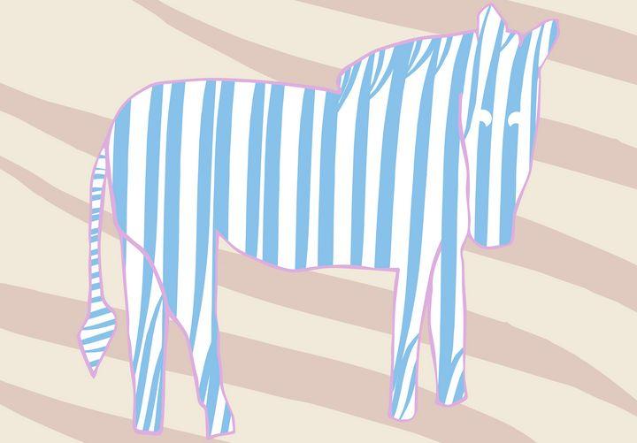 Candy Zebra - Natalia Stahl