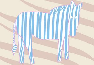 Candy Zebra