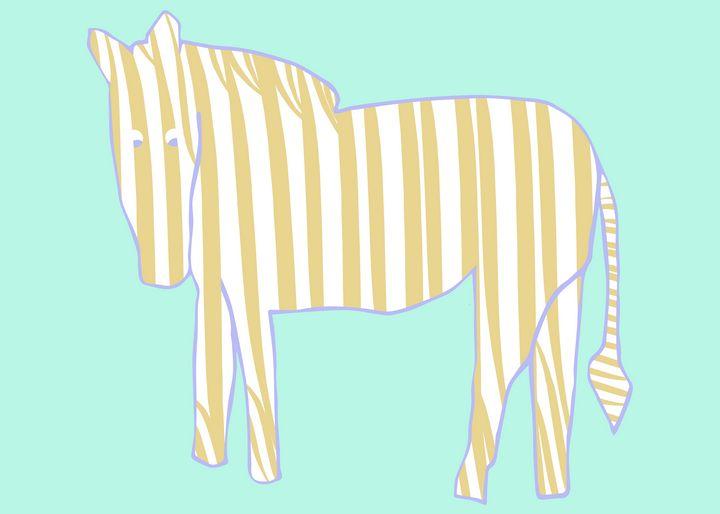 Mint Zebra - Natalia Stahl