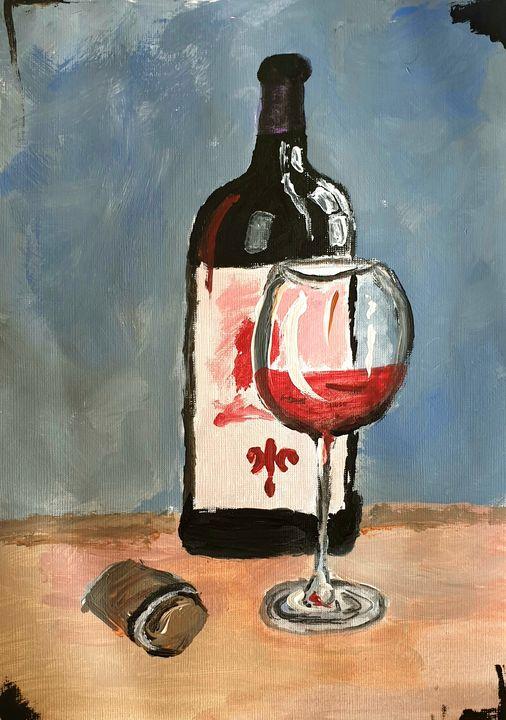 Wine - ☆Maria STM☆