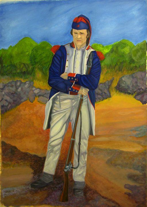 French Fusilier 1811-12 - Shaun Smichov Smith