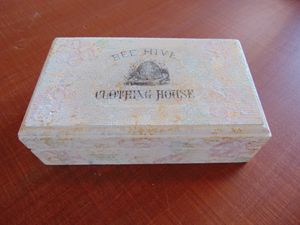 Bee Hive Clothing House Box