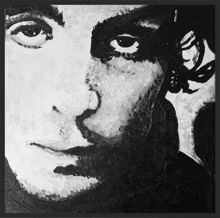 Syd Barrett of Pink Floyd - Portraits