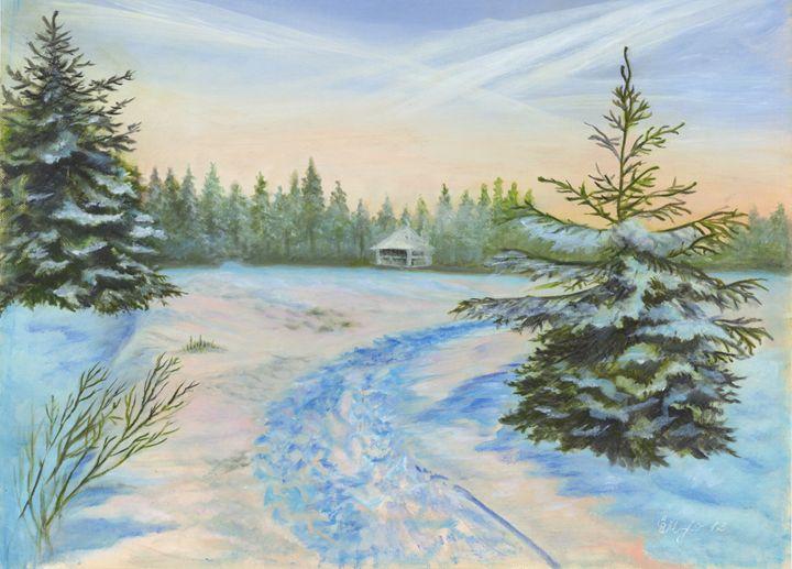 Winter - Jelena Melnikova