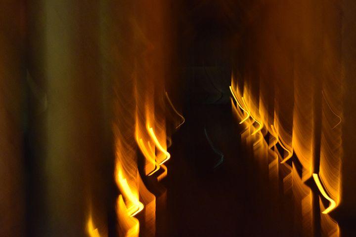 Hell in the Basilica - Gamze Artan