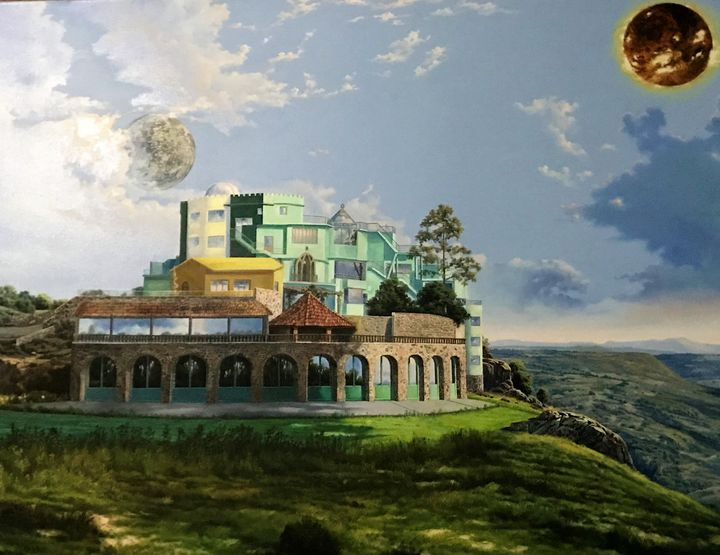 The star observatory picture - Lovely Nature